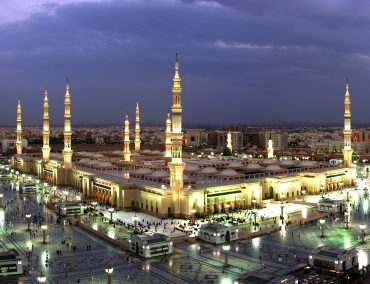 al-haram al-madani